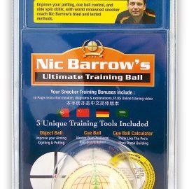 Guľa tréningová Snooker Nic Barrow
