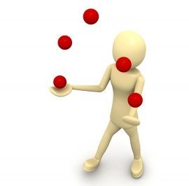 Žonglovanie, Yo-yo