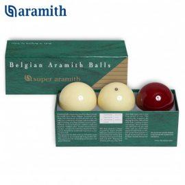 Gule karambolové Super Aramith 3ks