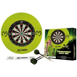 Terč sisal Michael van Gerwen tournament