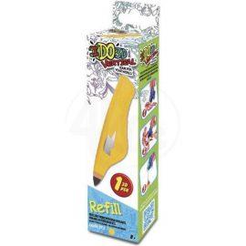 3D pero IDO náplň žltá