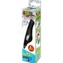3D pero IDO náplň čierna