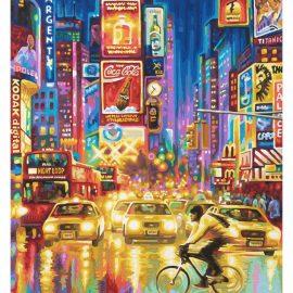 Times Square (40x50cm)