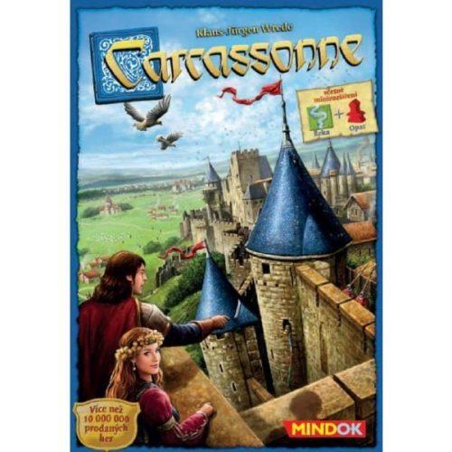 Carcassonne spoločenská hra