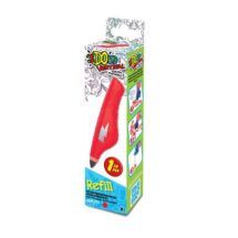 3D pero IDO náplň červená
