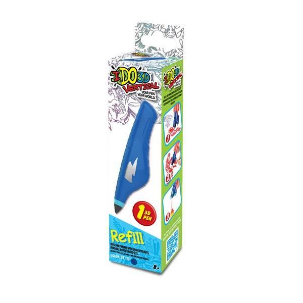 3D pero IDO náplň modrá