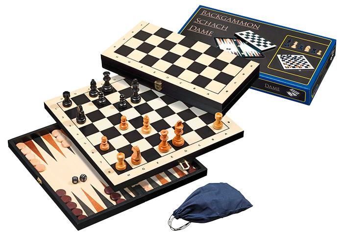 Backgammon šachy