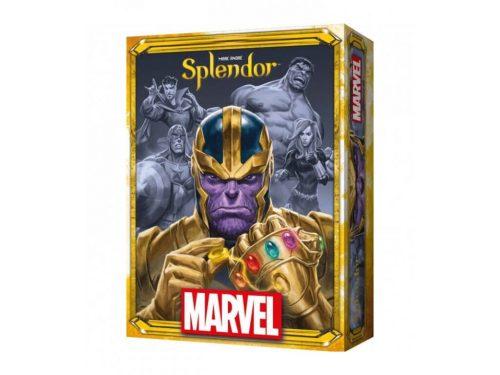 Splendor Marvel spoločenská hra