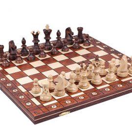 Šachy Ambassador Lux