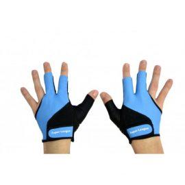 Biliardová rukavica Super Blue