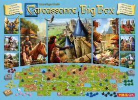Carcassonne Big Box 2017
