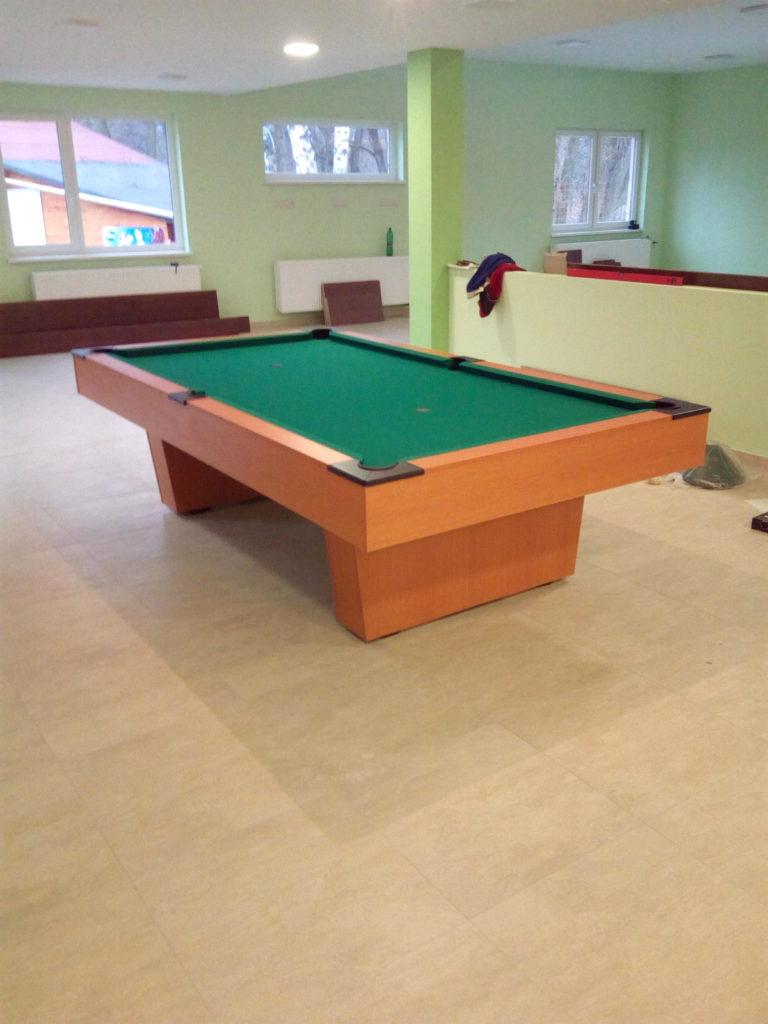 Biliardový stôl Sporty č.9