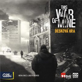 This War of Mine – desková hra
