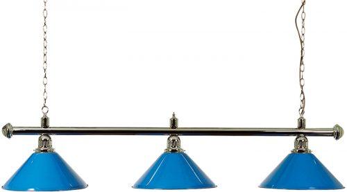 Lampa L/3 De Lux modrá