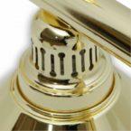 Lampa L/3 De Lux zlatá