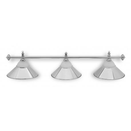 Lampa Silver L/3 + sklo