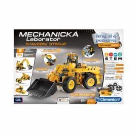 Stavebné stroje – Mechanické laboratórium