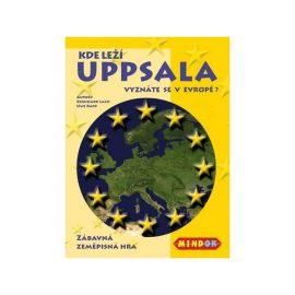 Kde leží Uppsala?