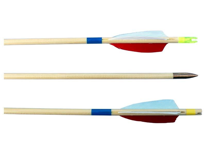 Šíp drevený 8/450mm