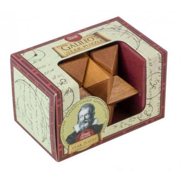 Galileo drevený hlavolam