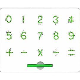 MAGPAD Číslice