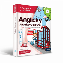Kniha Anglický obrázkový slovník