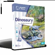 Kniha Dinosaury