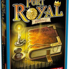 Port Royal Dobrodružství začíná