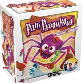 Paní Pavúková