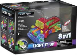 Laser Pegs Truck