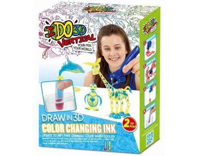 3D pero IDO Color change Activity set