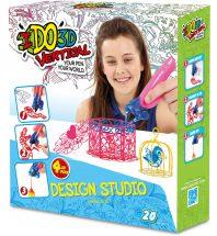 3D pero IDO Cute Creation 4 perá