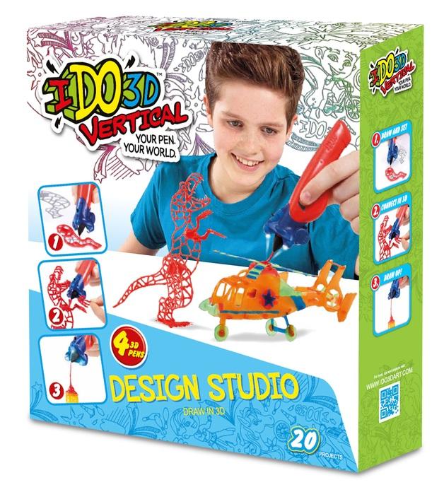 3D pero IDO Wild Fun 4 perá