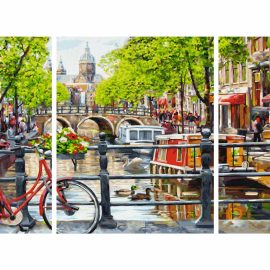 Amsterdam (80x50cm)