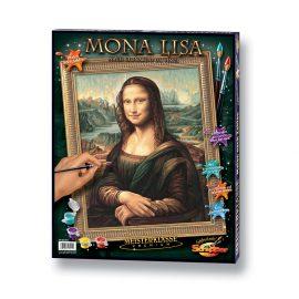 Mona Lisa (40x50cm)