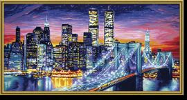 Nočný Manhattan