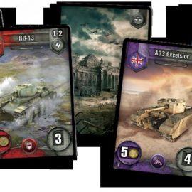 Rush World of Tanks