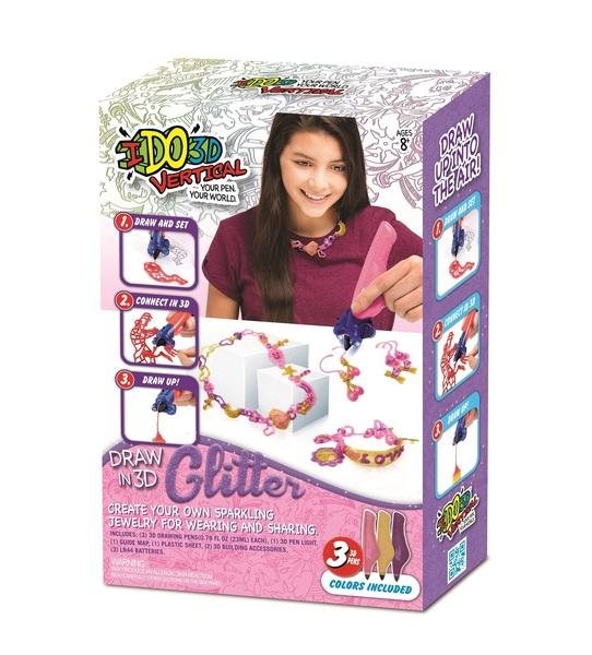 3D Pero IDO Gliter 3 perá