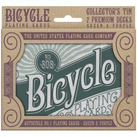 Bicycle Retro Tin