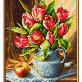 Tulipány (24 x 30 cm )