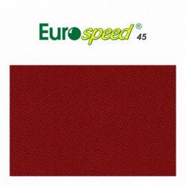 Biliardové plátno Eurospeed červené