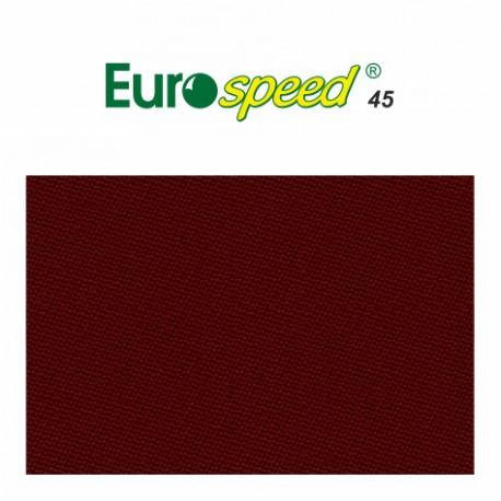Biliardové plátno Eurospeed bordo