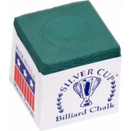 Biliardová krieda Silver zelená