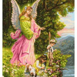 Anjel (40 x 50 cm)