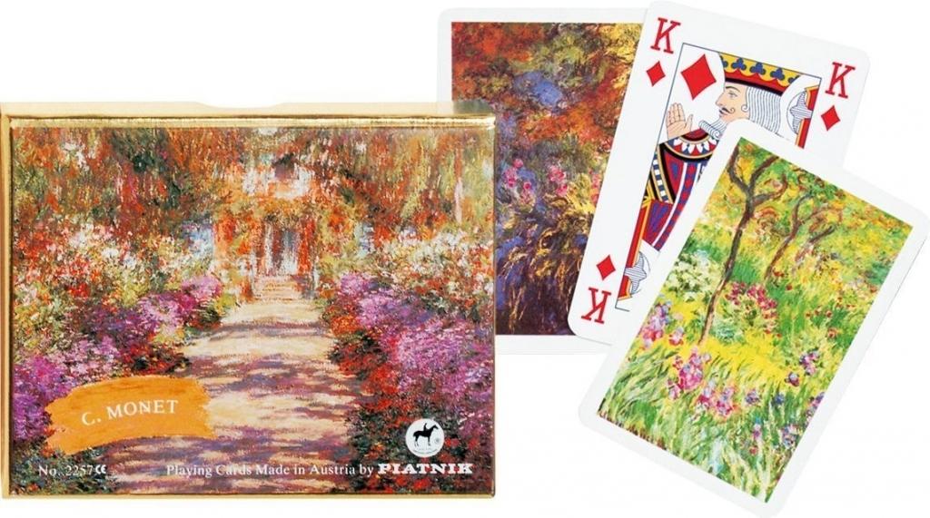 Kanasta Monet Giverny