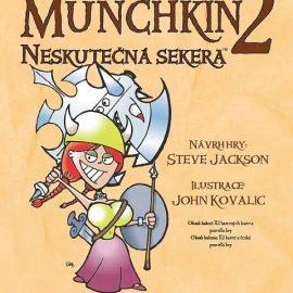 Munchkin 2 – Neskutečná sekera
