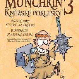 Munchkin 3 – Kněžské poklesky