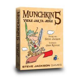 Munchkin 5 – Vedle jak ta jedle
