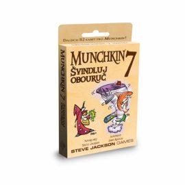 Munchkin 7 – Švidluj obouruč