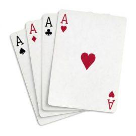 Pokrové karty